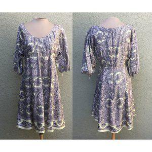 Pretty Paisley Nine West Dress